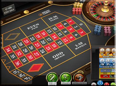 roulette online gratis gioco